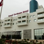 отел Grand Turkmen-2
