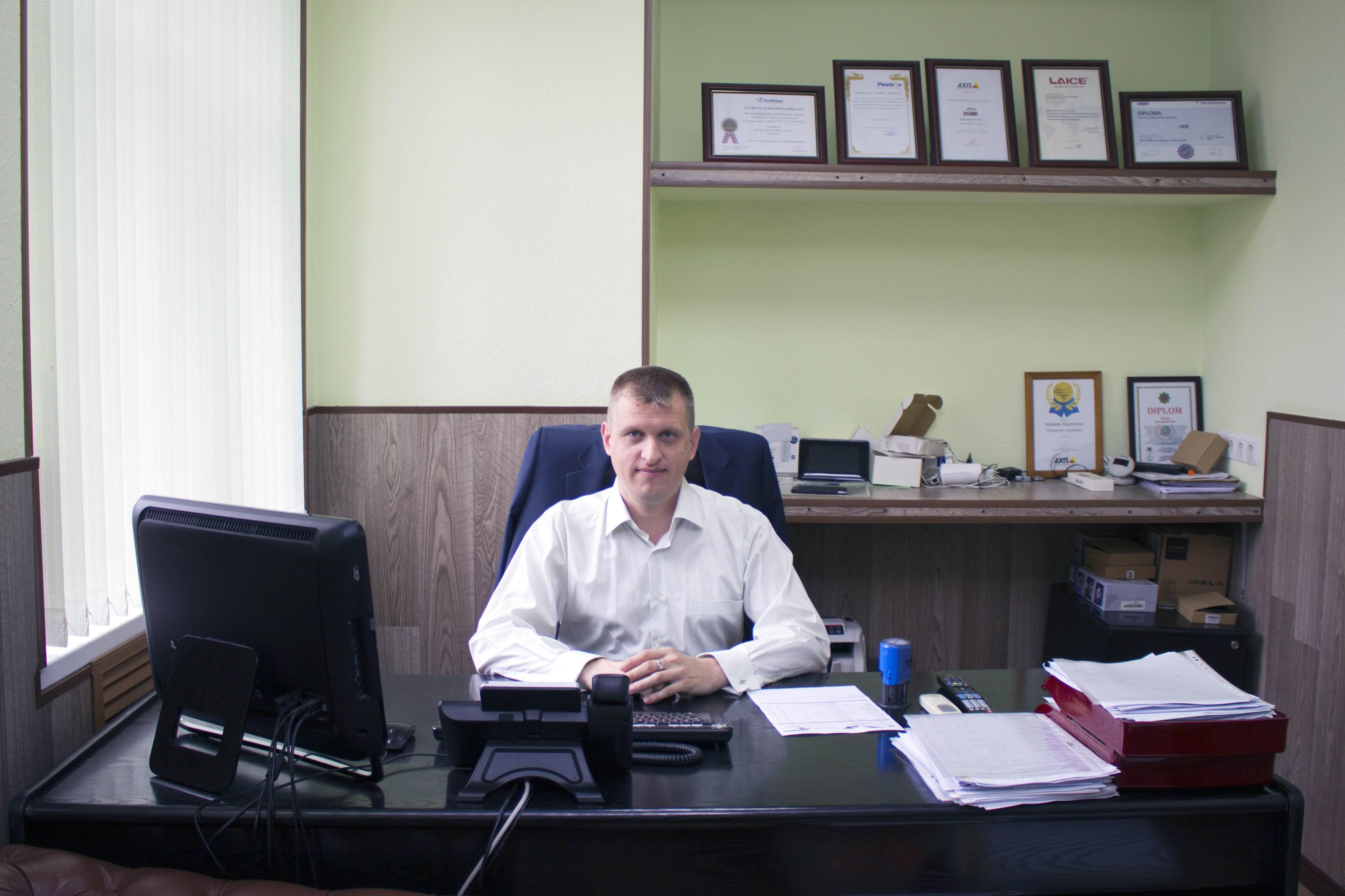 Technical Director Yerenkov Constantine